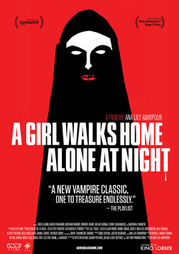 A Girl Walks Home Alone at Night